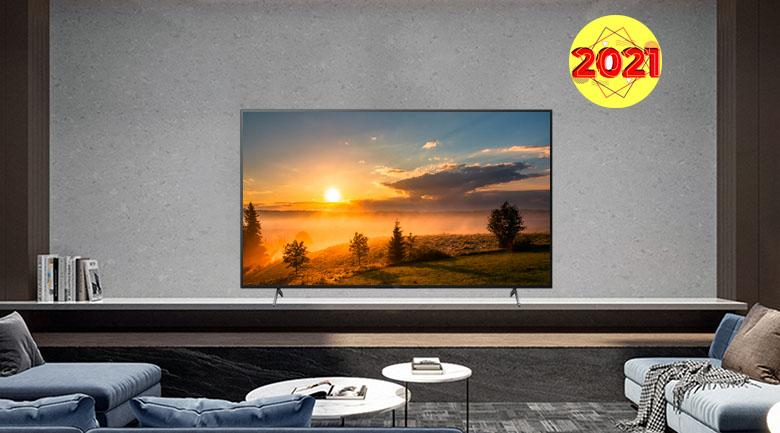 Tivi Sony 4K 2021 XR-50X80J 50 inch Android TV